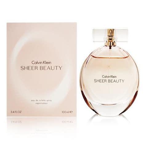 Parfum Calvin Klein Sheer calvin klein sheer duftbeschreibung und bewertung
