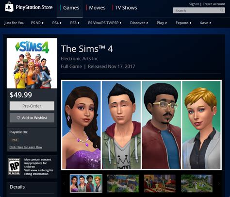 The Sims 4 Ps4 By Butikgames pre order the sims 4 for ps4 at the playstation store