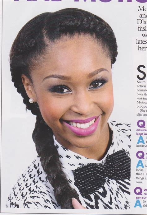 minnie dlamini hair styles pictures 43 best obsession minnie dlamini images on pinterest
