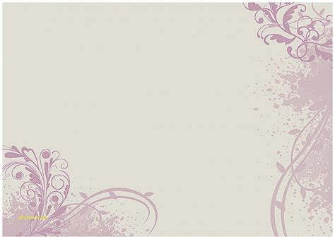 Wedding Card Background Png by Baby Shower Invitation New Baby Shower Invitation