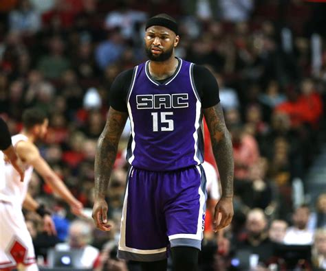 demarcus cousins foxsports declared on nba says demarcus cousins did not