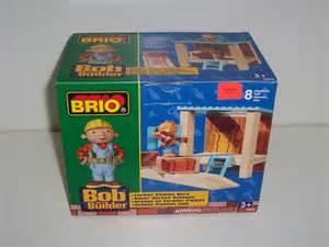 bob the builder brio brio bob the builder wooden railway train farmer pickles