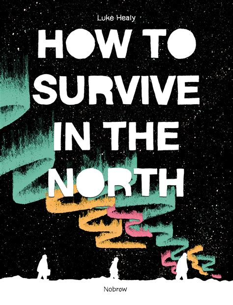 the north nobrow press how to survive in the north