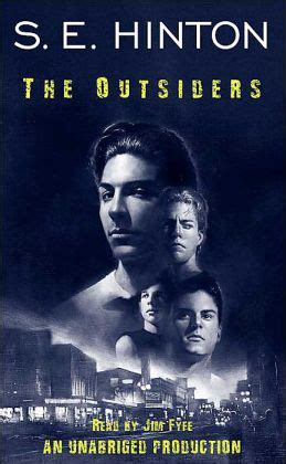 the outsiders by se hinton book of a lifetime a powerful the outsiders by s e hinton 9781400085316 audiobook