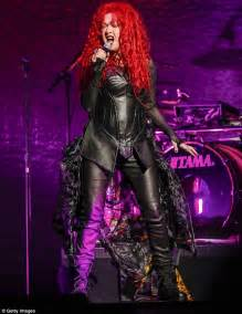 cher 67 and cyndi lauper 60 hit the stage in ottawa as