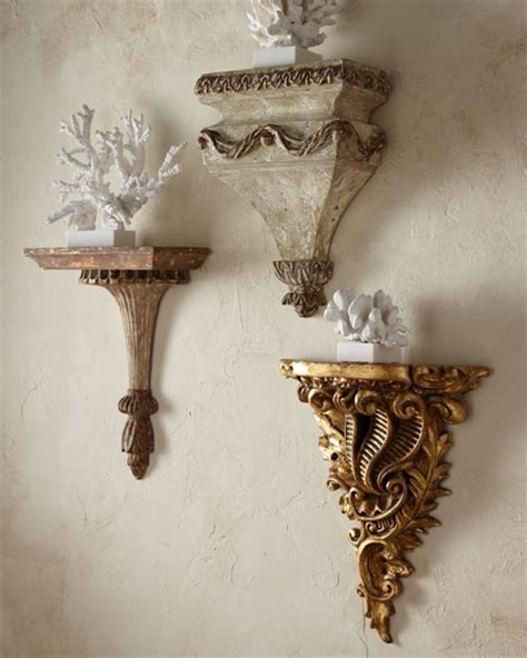 Corbel Wall Corbel Style Wall Shelves Sconces