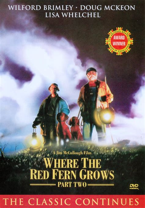 themes in the book where the red fern grows where the red fern grows 2 1992 jim mccullough sr