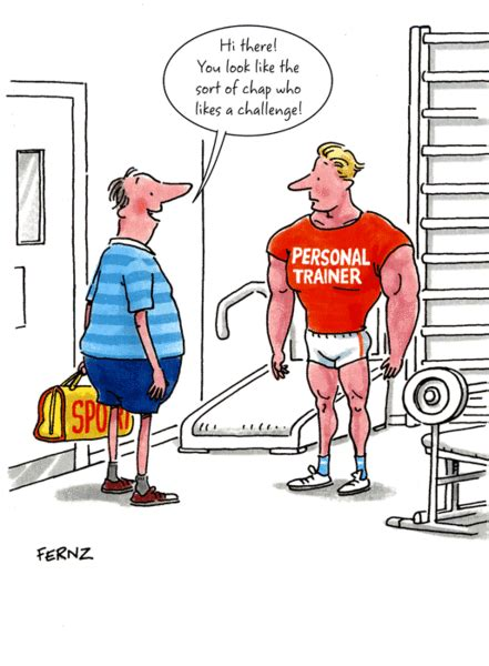 Birthday Card For Personal Trainer Funny Birthday Card Personal Trainer Challenge