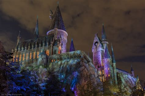 Photos Of Harry Potter Themed The Wizarding World Of Harry Potter Theme Park In