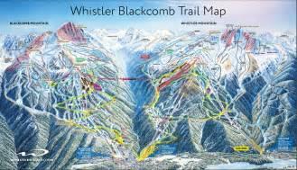 map of whistler canada whistler ski packages whistler ski holidays best deals