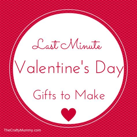 last minute valentines last minute s crafts the crafty mummy