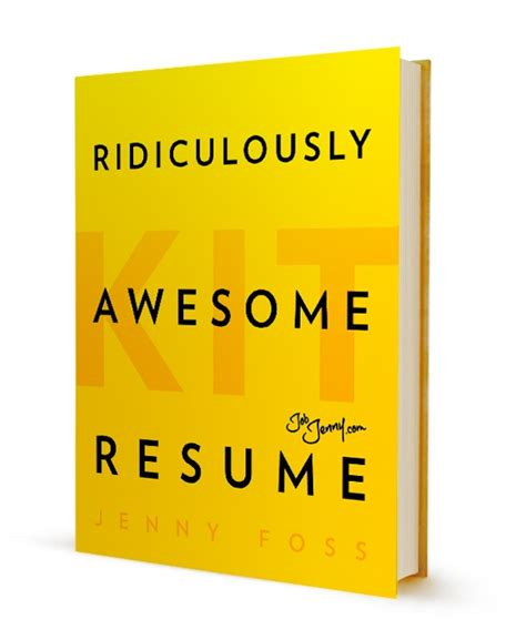 Resume Kit by How To Make Your Resume Sizzle With