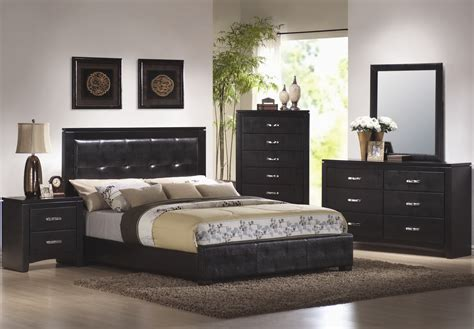 black wood bedroom furniture raya pics solid fullblack