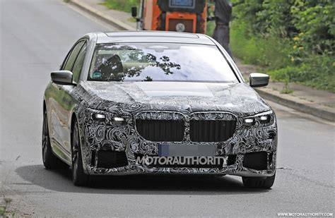 bmw facelift 5er 2020 2020 bmw 7 series