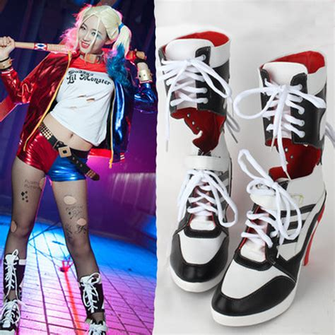 harley quinn shoes popular harley shoes buy cheap harley shoes lots from