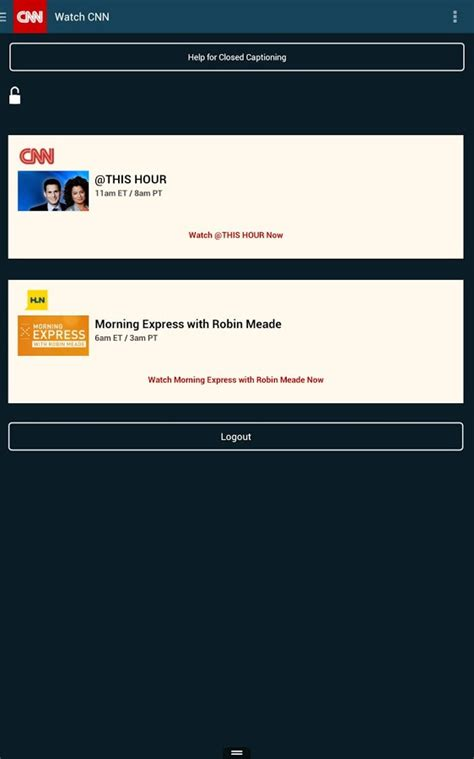 cnn app for android cnn app for android apk android free app feirox