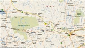 ontario canada county map renfrew county ontario canada