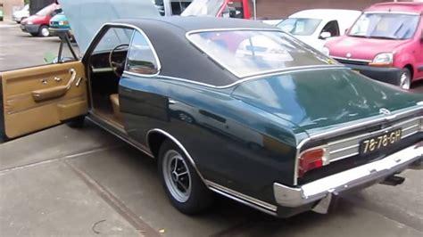 opel commodore interior opel commodore gs coupe 1969 35