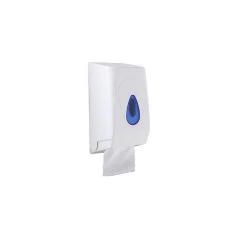Folded Toilet Paper - folded bulk pack toilet paper dispenser white plastic