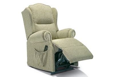 Small Lift Chair Recliners by Sherborne 1681 Claremont Small Single Motor Lift Rise