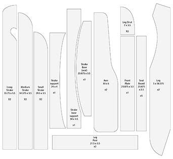 adirondack chairs plans templates last summer i built a adirondack chair it was based