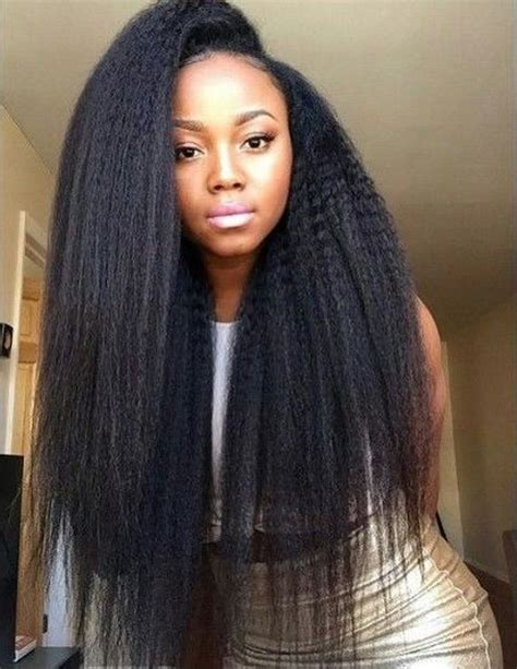 natural hairstyles for long straight hair 10 methods to make natural hair styles long hair hair