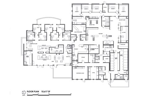 veterinary floor plans animal surgical clinic of seattle merit award in the