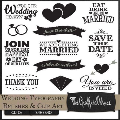 52 best images about clipart wedding on