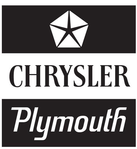 chrysler jeep logo chrysler plymouth cartype