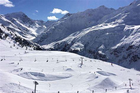 St Snow st anton skiing holidays ski st anton austria