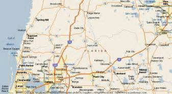 where is zephyrhills florida on the map map of zephyrhills