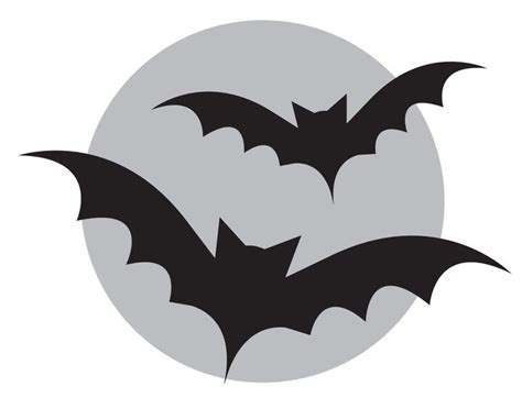 printable pumpkin stencils bat 54 best free halloween printable templates images on