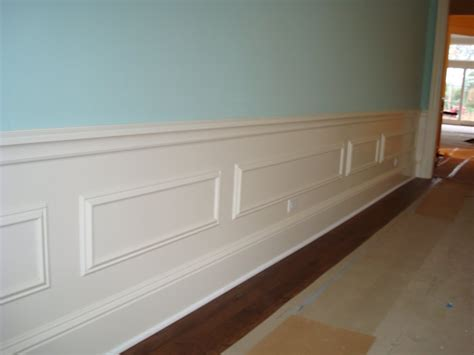 Wainscot Base Crown Moulding By Smith Brothers Finish Carpentry Of