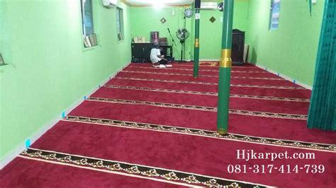 Karpet Termurah jual karpet masjid di pasuruan termurah dan terjamin kualitasnya hjkarpet