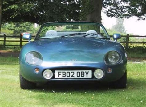 tvr number plate tvr griffith rear number plate used 1998 tvr griffith for