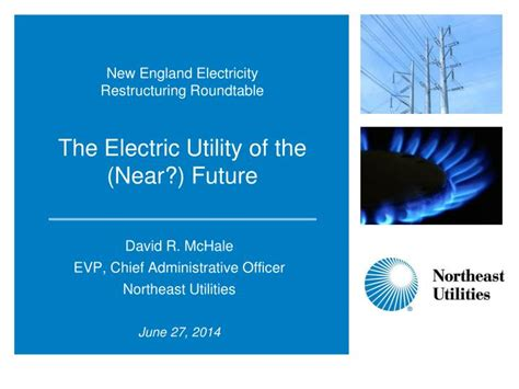 creative and the electric utility of the future books ppt new electricity restructuring roundtable the