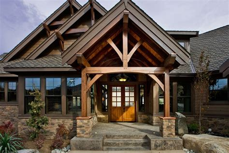 craftsman style home plans designs what is luxury in a home plan time to build