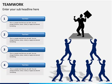 Teamwork Ppt Tolg Jcmanagement Co Teamwork Powerpoint Template