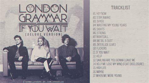 Cd Grammar If You Wait Deluxe Edition grammar if you wait deluxe version by