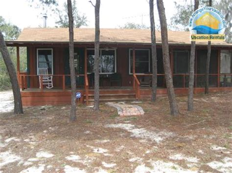Ocala National Forest Cabin Rentals by Secluded Cozy And Crafted Rustic Cabin