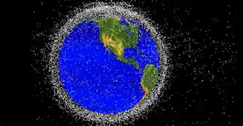 space junk map a dizzying nasa visualization of space debris orbiting