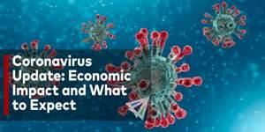 coronavirus update economic impact    expect