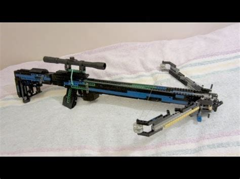 lego crossbow tutorial full download how to make a lego crossbow