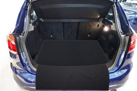 Bmw Boot Mat by 2 Part Trunk Mat With Bumper Protection Fits For Bmw 2er