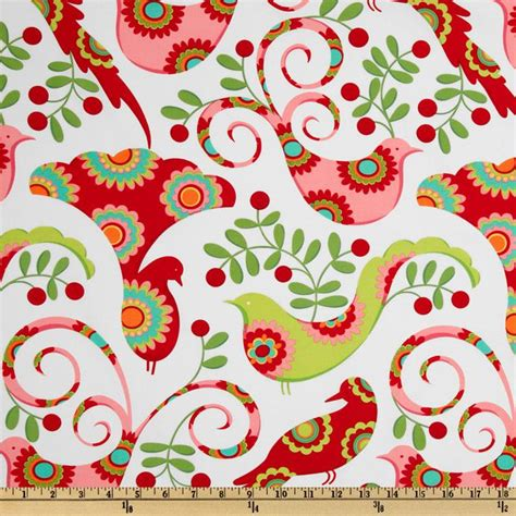 christmas pattern material christmas fabric cotton print fabric by the yard