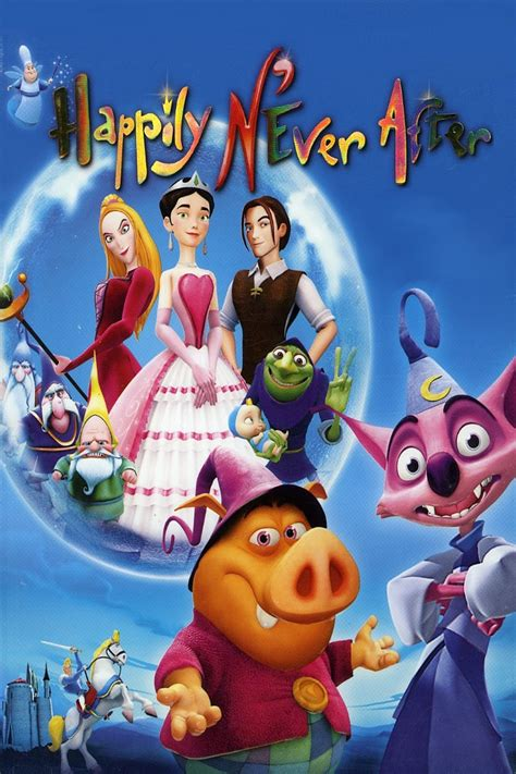 Vcd Original Happily Never After happily n after 2006 the