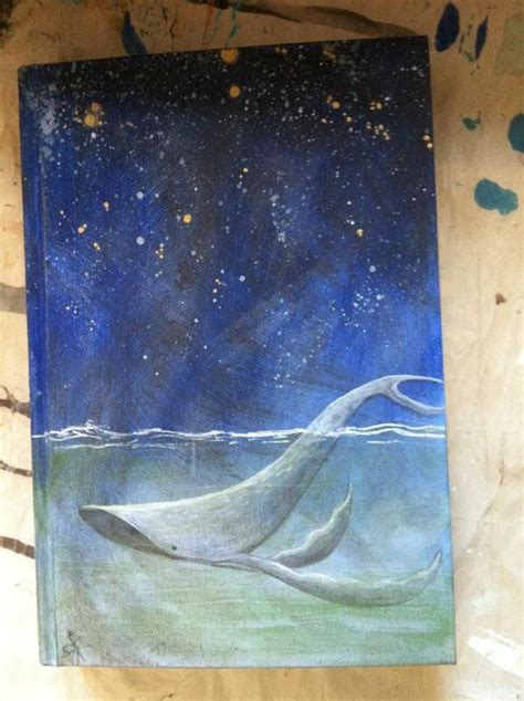 sketchbook cover design sketchbook cover design humpback whale original by