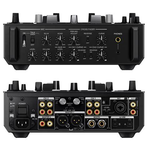 Mixer Audio Pioneer pioneer djm s9 serato dj mixer turntablelab