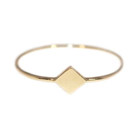 simple gold ring wish list
