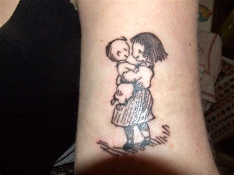 art by maurice sendak tattoo by rosie roo this is a